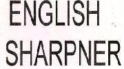 ENGLISH SHARPNER