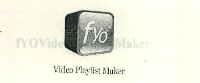 fyo Video Playlist Maker