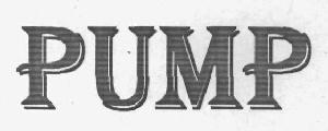 PUMP (DEVICE)