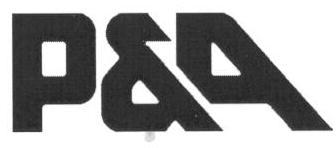 P & A(大写字母)