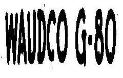 WAUDCO-G-80