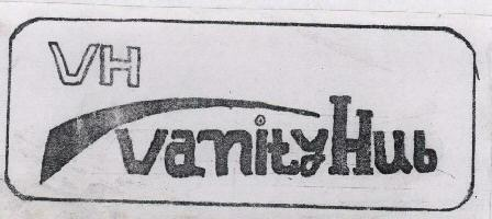 Vanity hub with label
