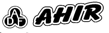 ADF AHIR (MONOGRAM)