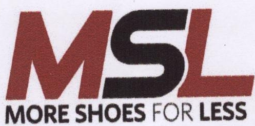 MSL MORE SHOES FOR LESS