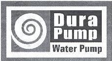Dura Pump, Water Pump