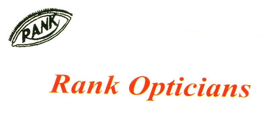 Rank Opticians RANK