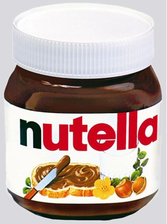 NUTELLA (with device of container)