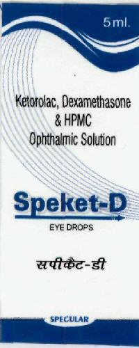 Speket-D EYE DROPS WITH DEVICE