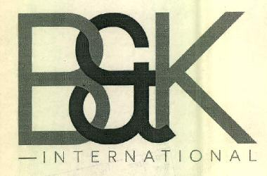 B&K INTERNATIONAL