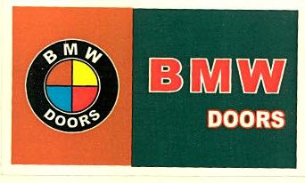 BMW DOORS
