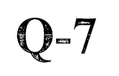Q - 7 (DEVICE)