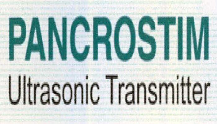 PANCROSTIM Ultrasonic Transmitter