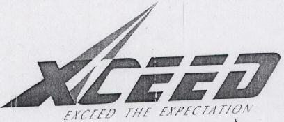 XCEED WITH LABEL