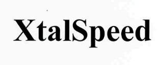 XtalSpeed