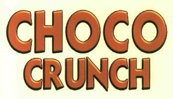 CHOCO CRUNCH (LABEL)
