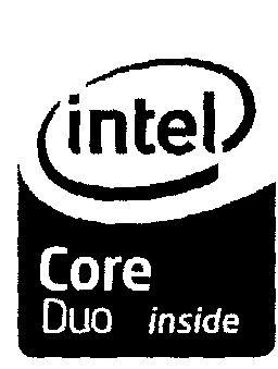 intel Core Duo inside