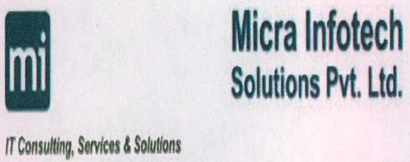 mi Micra Infotech Solutions Pvt. Ltd.