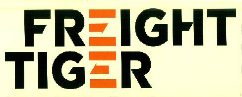 FREIGHT TIGER