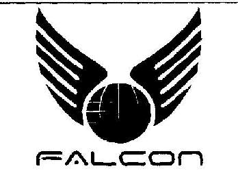 FALCON WITH DEVICE
