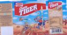 BRITANNIA Chota TIGER choco Sparkies (device of stylised tiger)