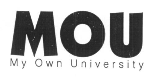 MOU MY OWN UNIVERSITY (DEVICE)
