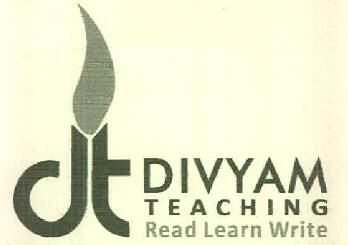 dt DIVYAM TEACHING Read Learn Write