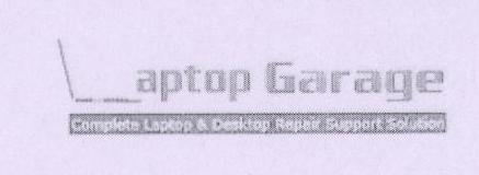 LAPTOP GARAGE