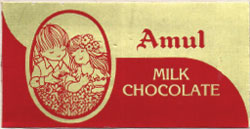 usp of amul chocolates
