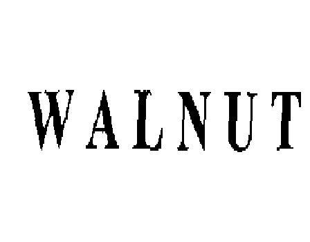 WALNUT (LOGO)
