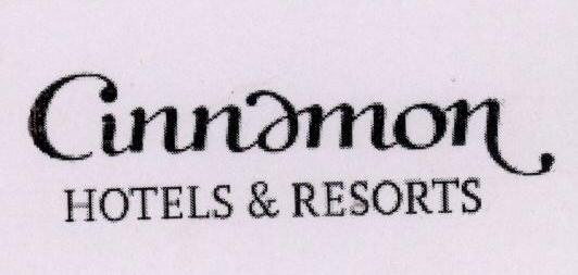 CINNAMON HOTELS & RESORTS (LABEL)