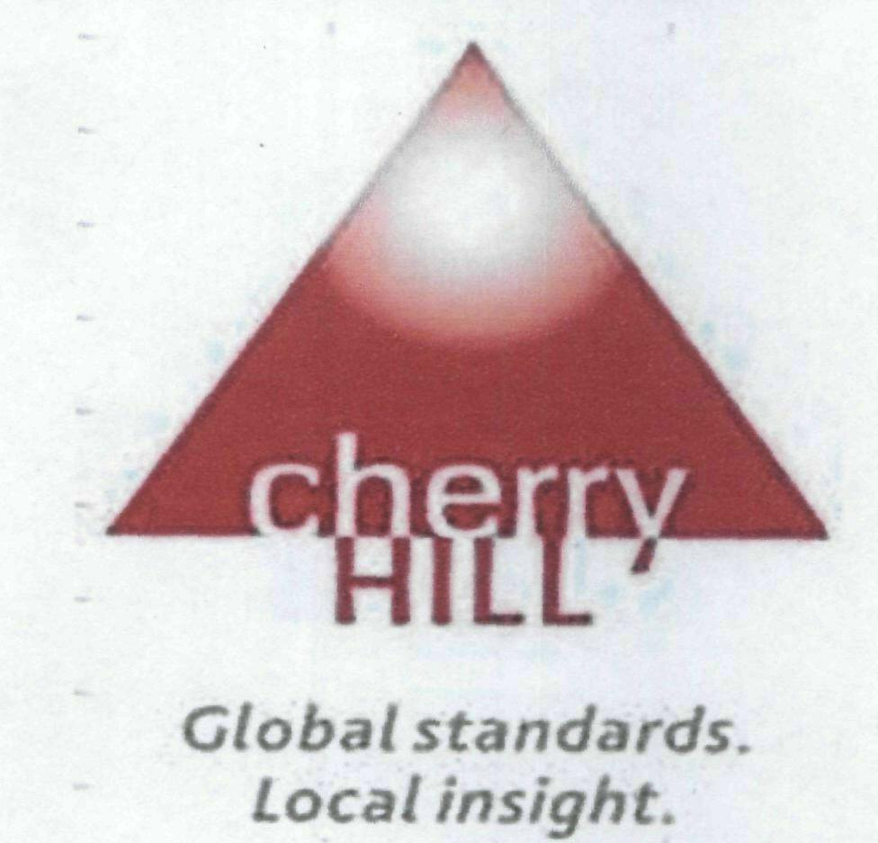 Charmant Cherry HILLY