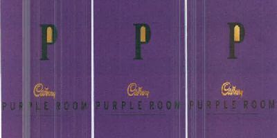 P Cadbury PURPLE ROOM