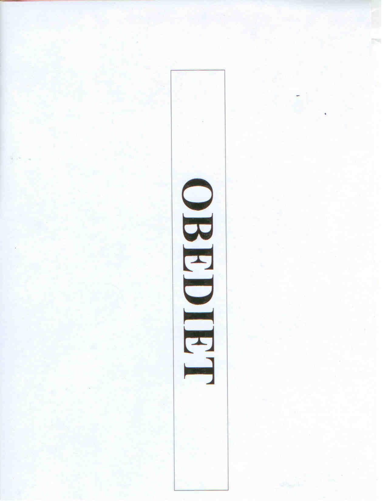 OBEDIET
