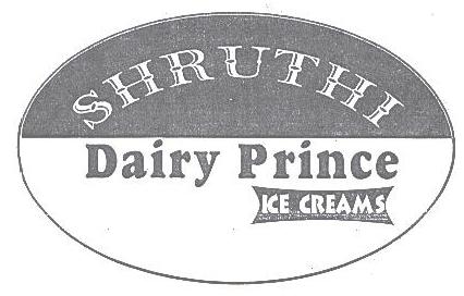 SHRUTHI - DAIRY PRINCE