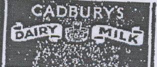 CADBURY'S CDM