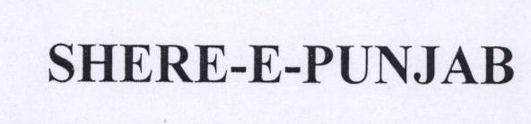 SHERE-E-PUNJAB