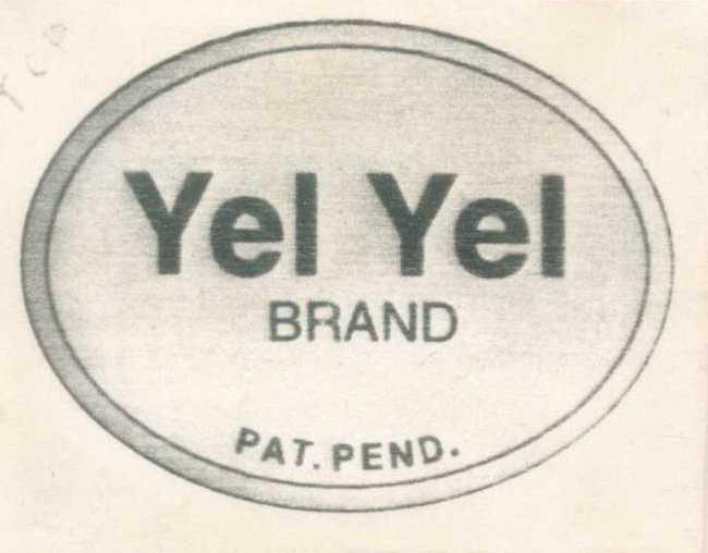 YEL YEL BRAND