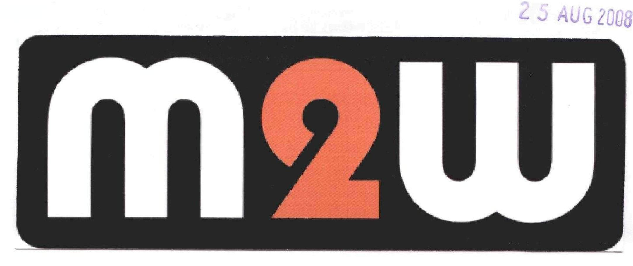 M 2 W Trademark Detail   Zauba Corp