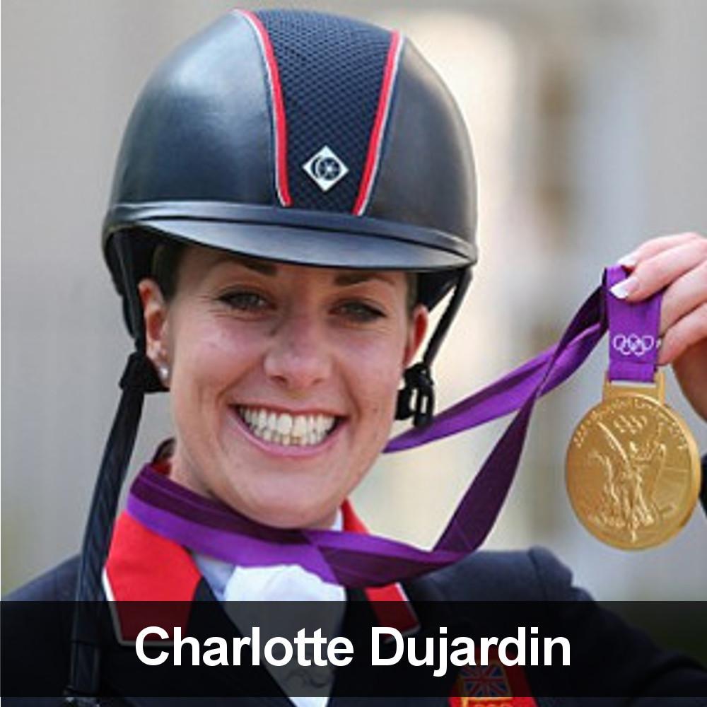Get The Charlotte Dujardin Look
