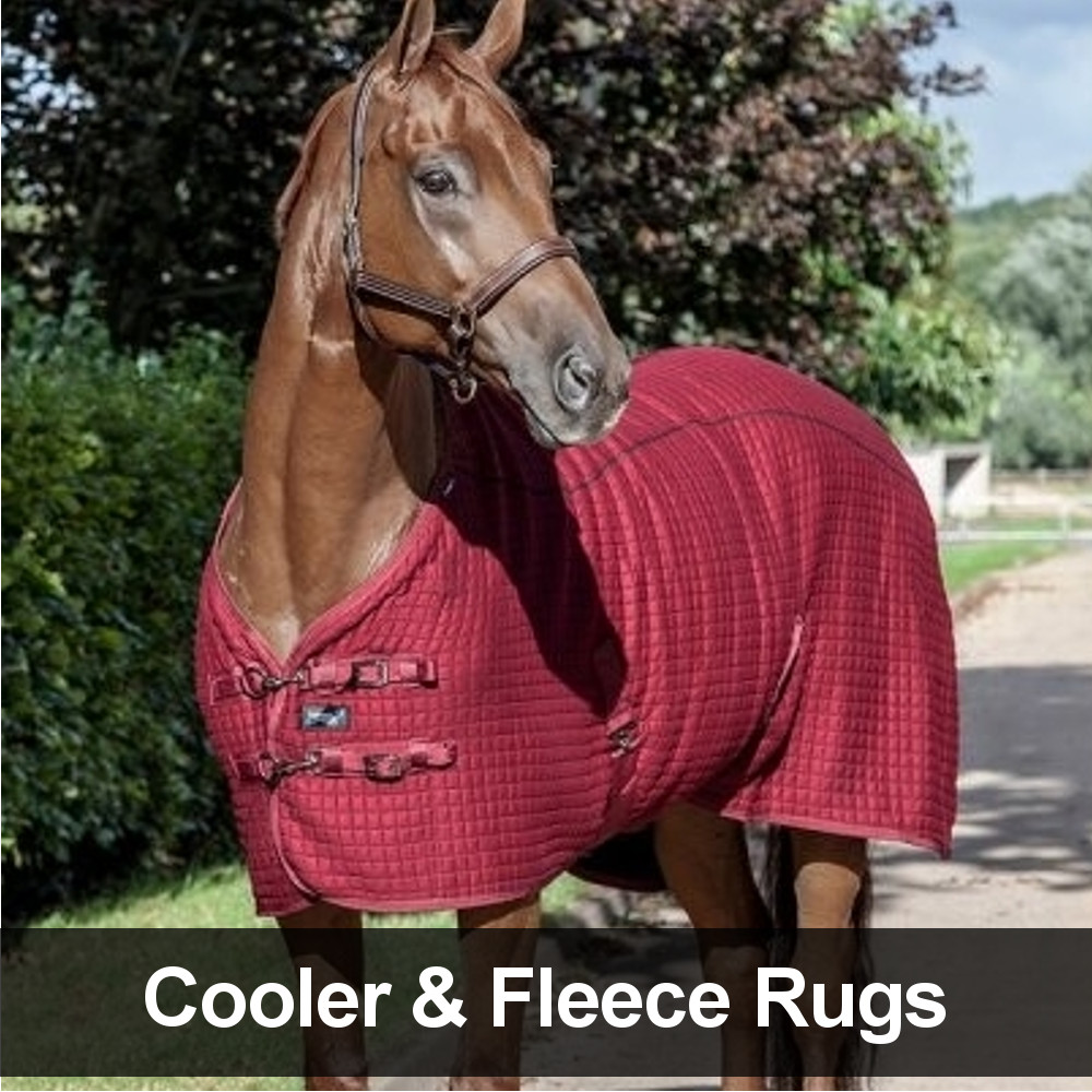 Whitaker Holywell V2 Striped Fleece Rug
