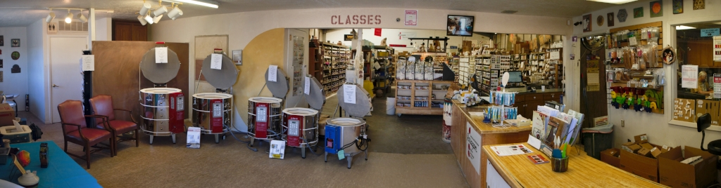 The New Mexico Clay Store