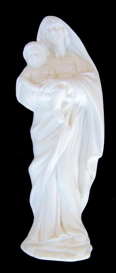 Casper porcelain white and translucent