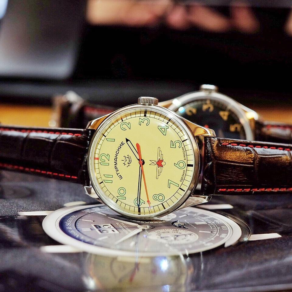 Sturmanskie Yuri Gagarin Commemorative Watches