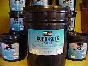 Kopr-Kote buckets