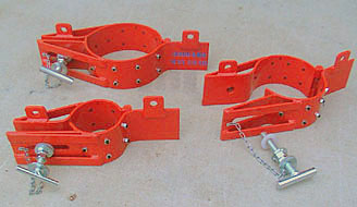 Flush Joint Clamps