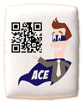 Do our QR Code Cookies Work? See for yourself!