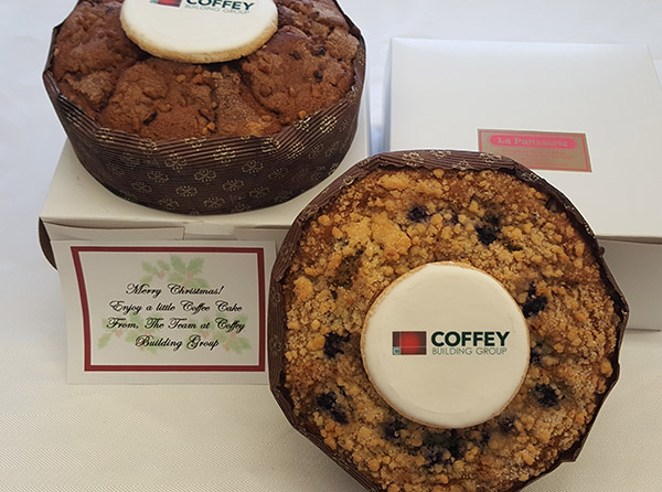 coffee cake gifts for customers