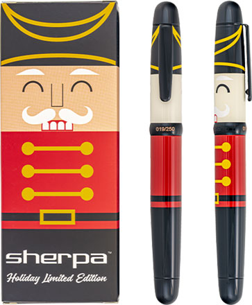 Sherpa-Limited-Edition-Holiday-Nutcracker-2020-Pen-Cover-HP3