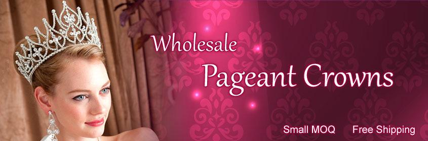 Wholesale Pageant Tiaras / Crowns