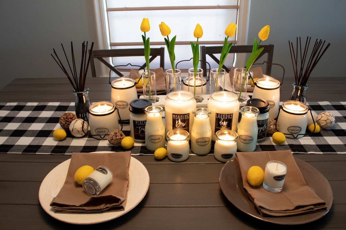 Easter & Spring Centerpiece